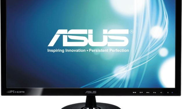 Asus 23-Inch 1080p Monitor Review