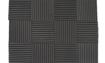 Cheap Sound Studio – Acoustic Panels Studio Foam Wedges