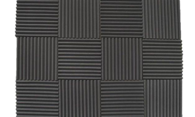 Cheap Sound Studio – Acoustic Panels Studio Foam Wedges
