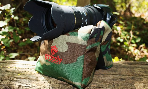 Grizzly Camera Bean Bag Review – This thing is awesome!