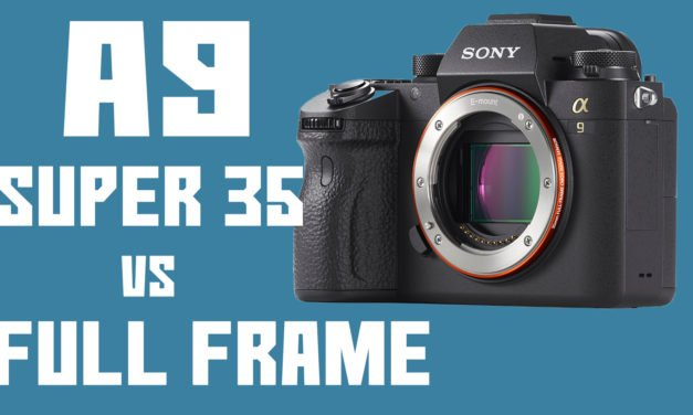 6 New Sony A9 Videos – Talking About Features, Battery Life, FPS, and more!