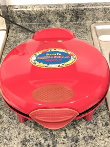 My Best Friend - Santa Fe Quesadilla Maker
