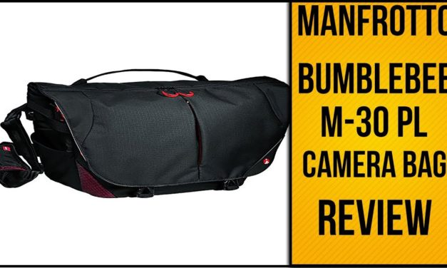 Manfrotto Bumblebee M-30 PL, Messenger Pro Light | REVIEW