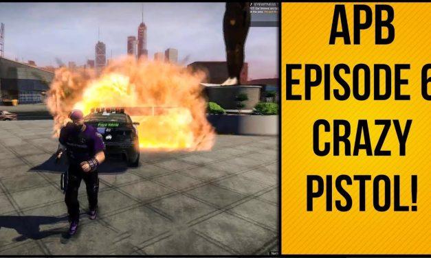 APB Reloaded – Episode 6 – Insane Premium Pistol