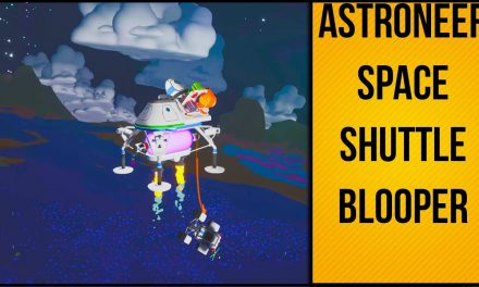 When You Attach A Rover To A Space Shuttle | Astroneer 0.8.0