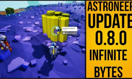 Infinite Research Bytes! Astroneer Update 0.8.0