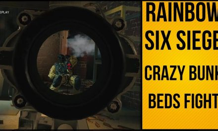 Crazy Bunk Beds Firefight – Rainbow Six Siege
