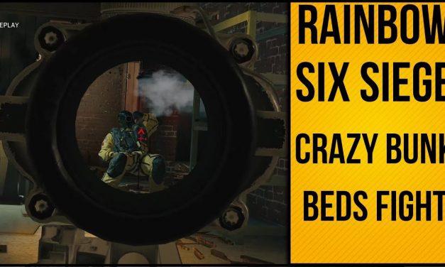 Crazy Bunk Beds Firefight – Rainbow Six Siege