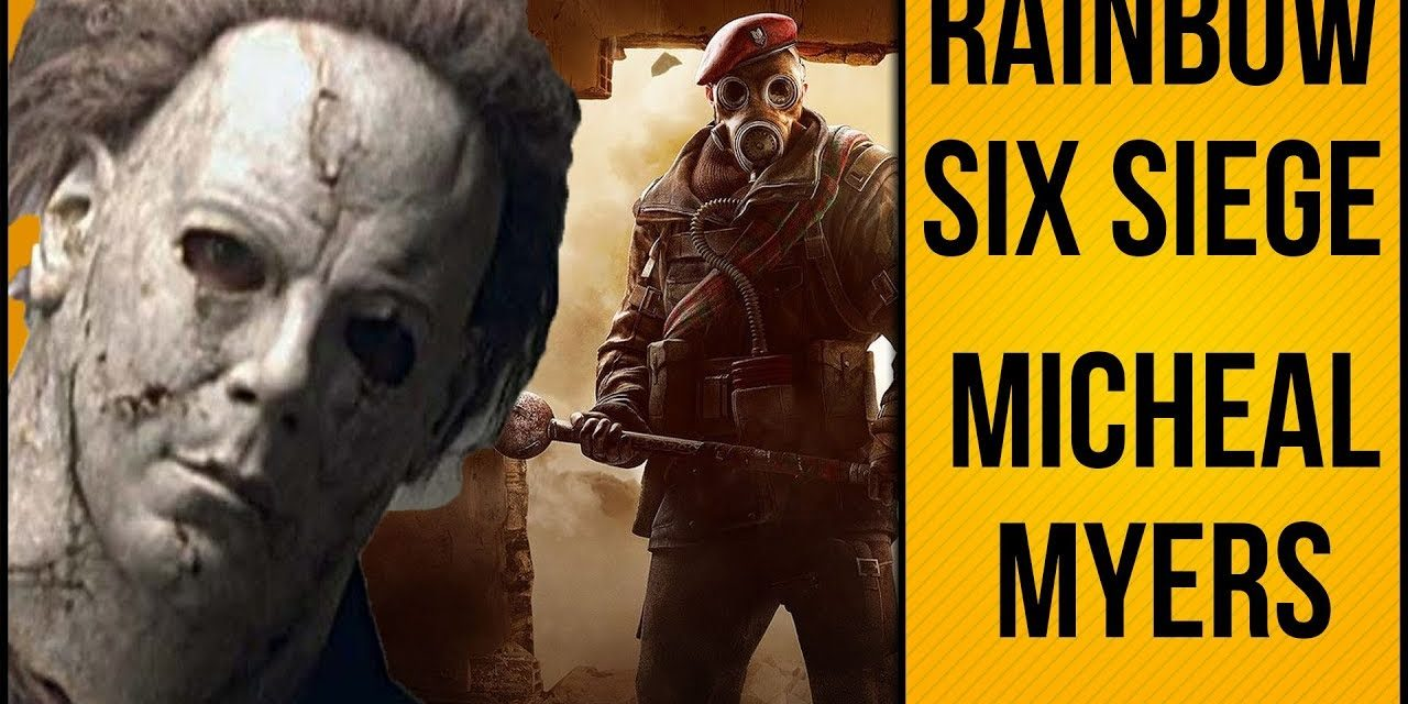 Micheal Myers | Rainbow Six Siege Custom Mode