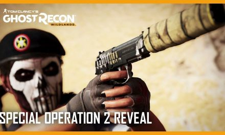 Tom Clancy's Ghost Recon Wildlands: Rainbow 6 Siege Special Operation 2 Gameplay
