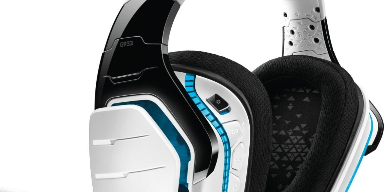 Logitech G933 Artemis Spectrum – A Gamer's Review