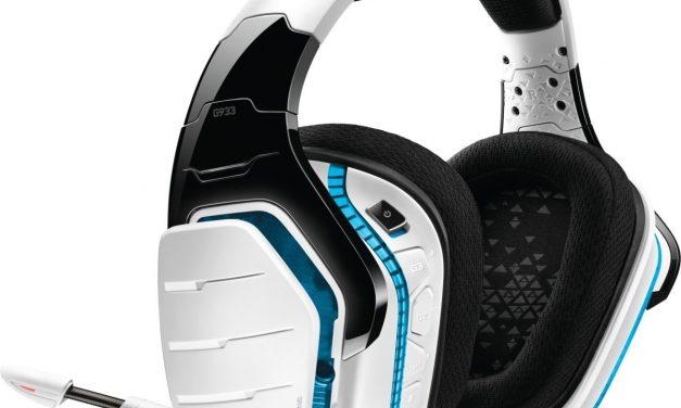 Logitech G933 Artemis Spectrum – A Gamer's Review