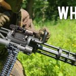 Insane Airsoft Minigun – 3000RPM!