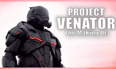 Project Venator: The Making Of WALTERRIFIC