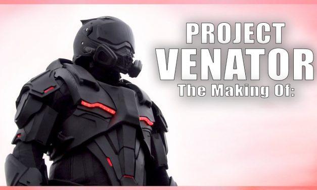 Project Venator: The Making Of WALTERRIFIC