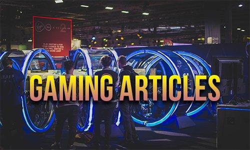 """""""Gaming"""""""