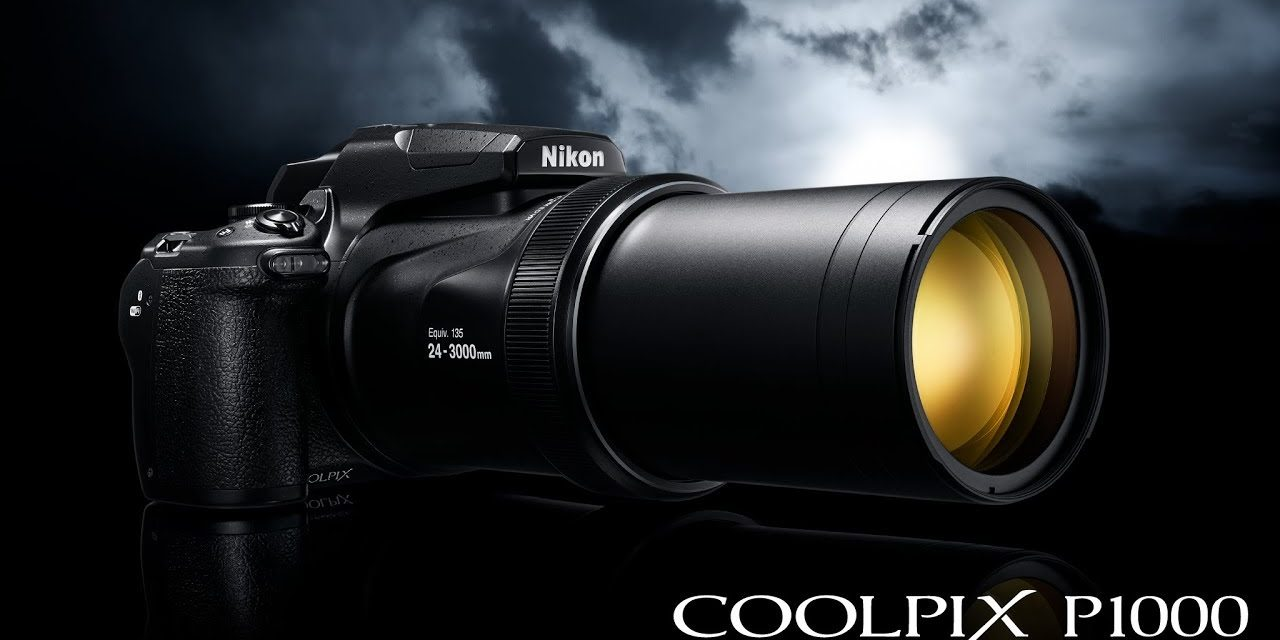 Nikon's New Massive 24-3000mm Camera!
