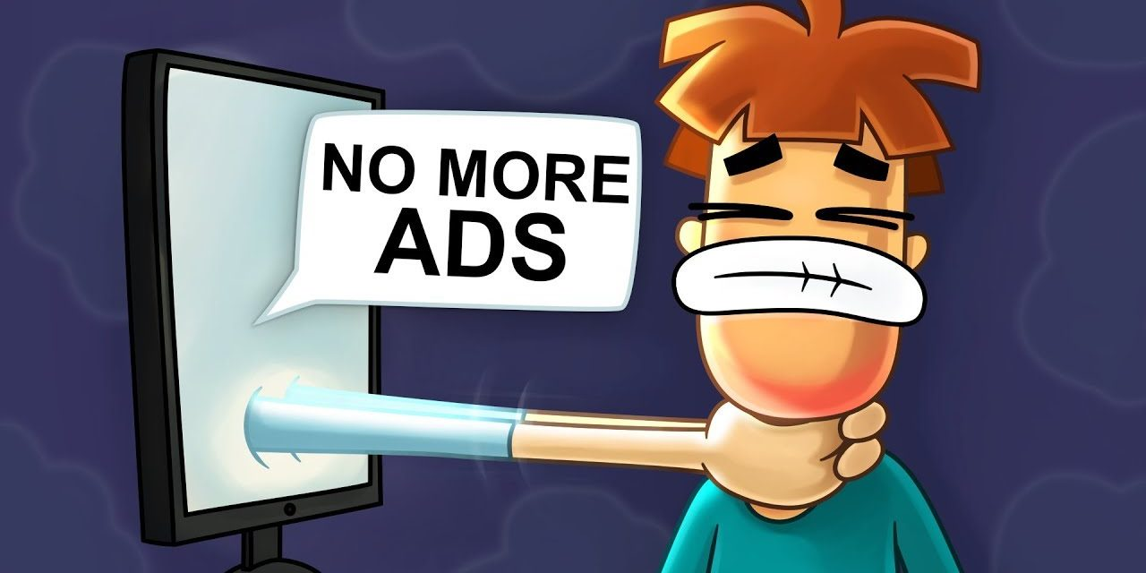 What If All Advertisement Disappears? The answer should be obvious!