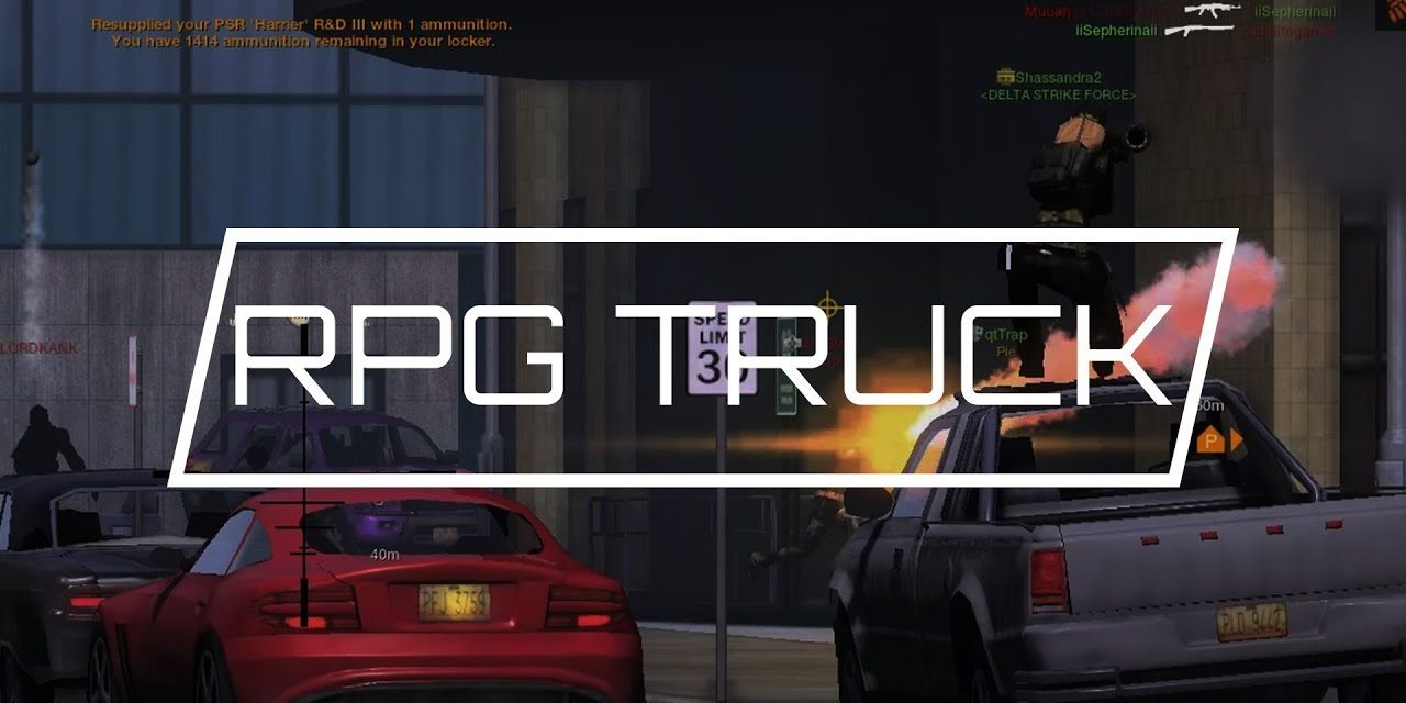 APB Reloaded – №13 – RPG Truck!