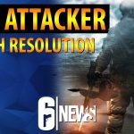 New Blowtorch Attacker – Rainbow Six Siege