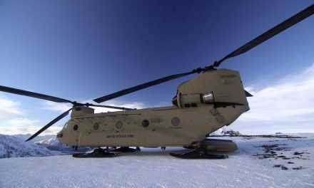 The CH-47 Chinook Proves It Can Lift 50K Pounds