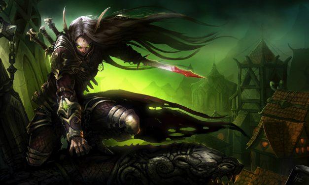 I Got Back Into World Of Warcraft