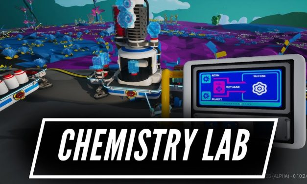 How The Chemistry Lab Works – Astroneer