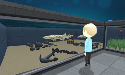 Game Spotlight – Megaquarium on Steam