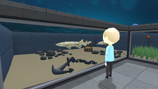 Game Spotlight – Megaquarium on Steam