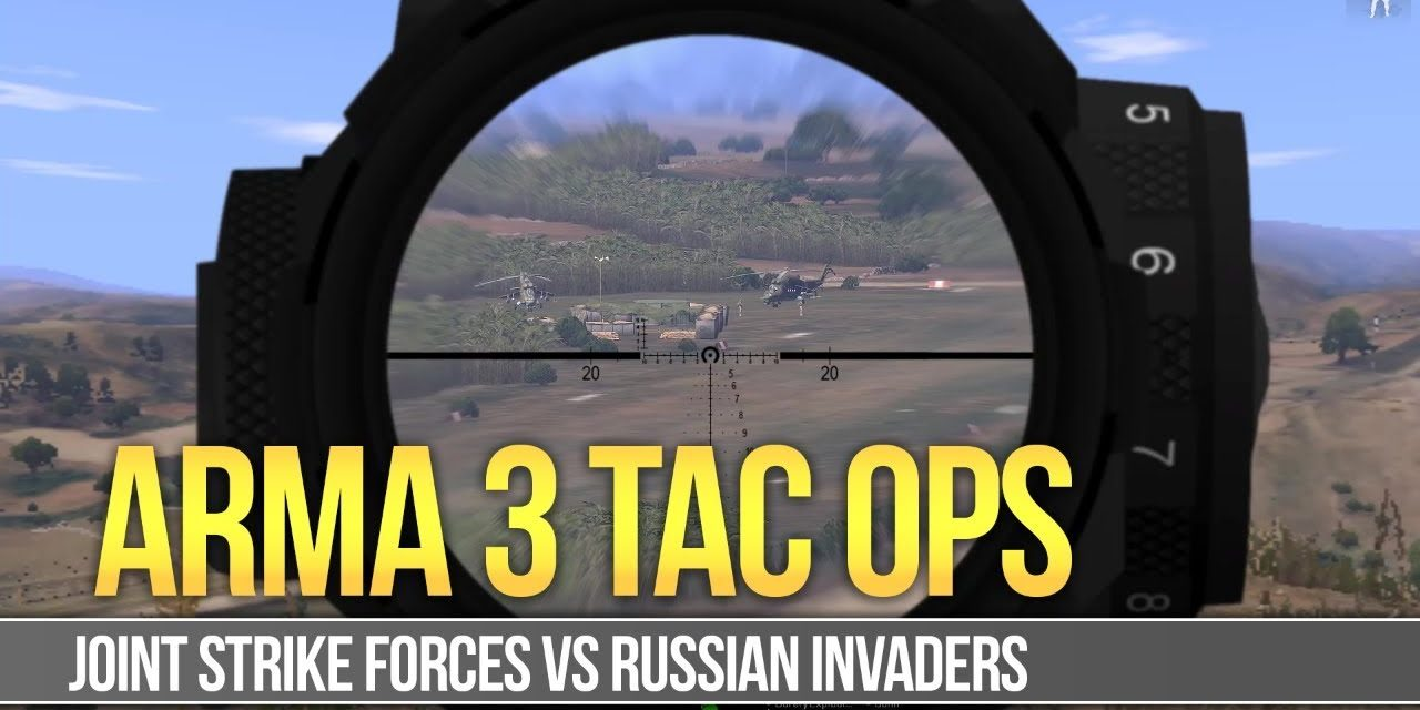 Arma 3 Tactical Operations | Joint Strike Forces