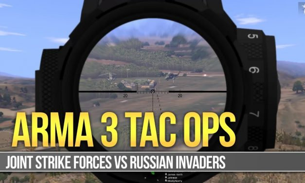 Arma 3 Tactical Operations   Joint Strike Forces
