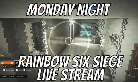 Monday Night Siege | Rainbow Six Siege Live Stream