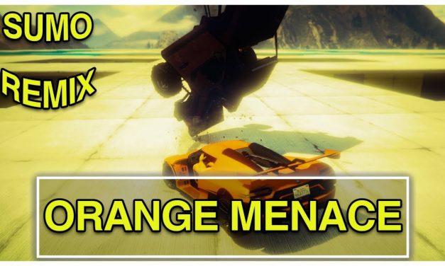 Orange Team Menace   GTA Online Sumo Remix   Ep.2