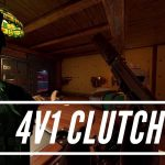 Shady Caveira 1v4 Clutch – Rainbow Six Siege Highlight