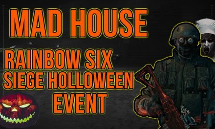 ? Spooky Scary Mad House 2.0 | Rainbow Six Siege Live Stream