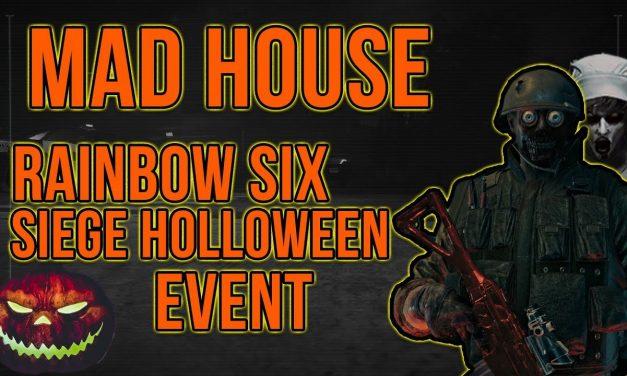 ? Spooky Scary Mad House 2.0 | Rainbow Six Siege Live Stream