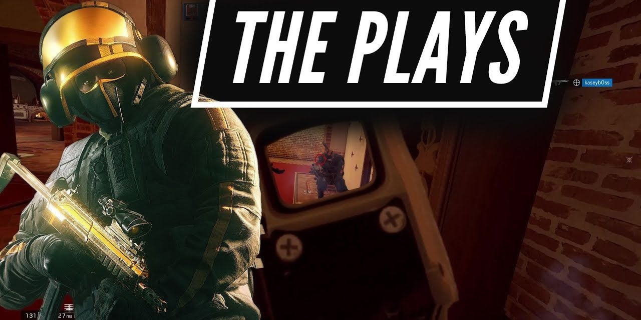 The Plays | Rainbow Six Siege Live Stream