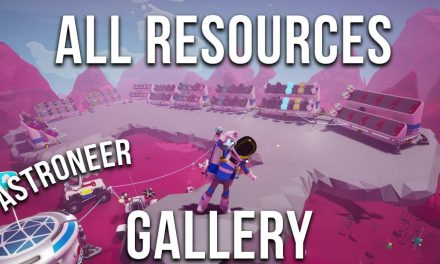 All The Resources In The Game | Astroneer Update 10.5.0 | Final Alpha!