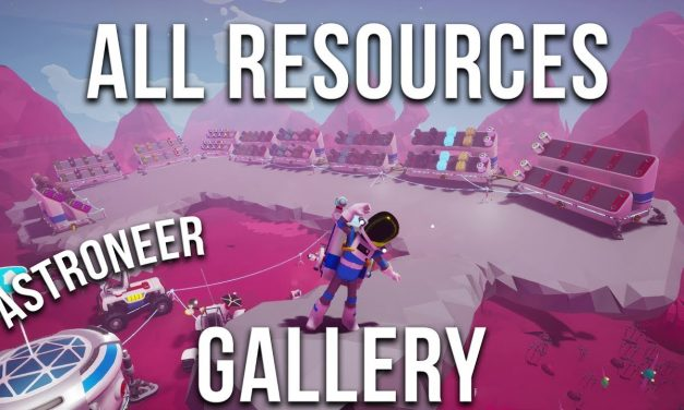 All The Resources In The Game   Astroneer Update 10.5.0   Final Alpha!