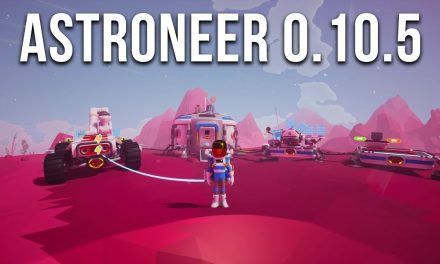 Astroneer Update 0.10.5 Exploring The Exotic Moon | Terrain 2.0 [Part 1]