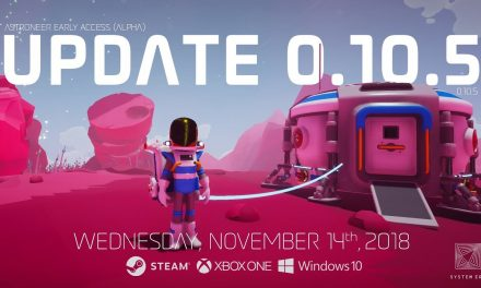 Astroneer Update 0.10.5 Patch Notes