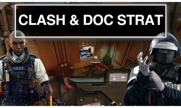 Clash & Doc Chalet Strat   Rainbow Six Siege