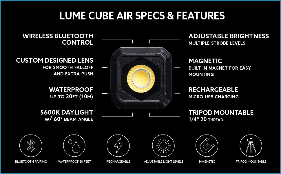 I'm Going To Try A Lume Cube Air & Review It 2
