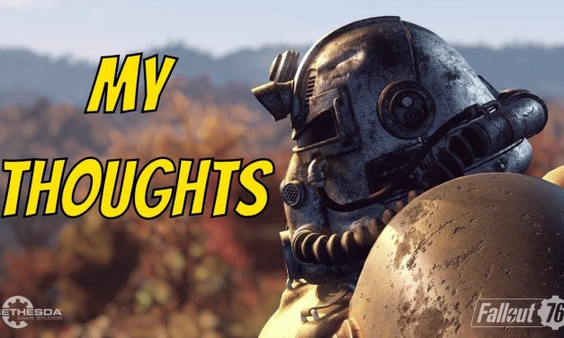 My Thoughts On Fallout 76   Gaming Talk Live Stream 🔴