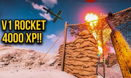 Awesome V-1 Rocket Strike – 4000 Xp Points! | Battlefield V