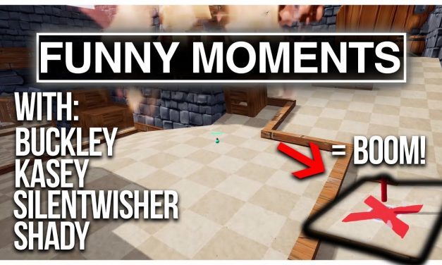 Funny Golf It Moments With Buckley, Kasey, Silentwisher and Shady