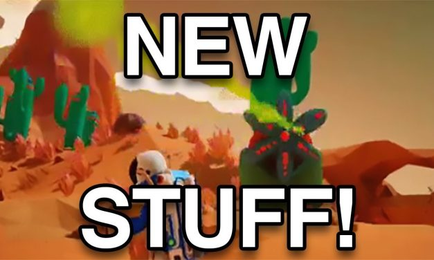 Exciting New Things Coming In Astroneer + Release Date