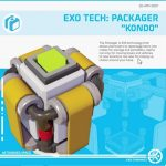 "Astroneer News: New Exo Tech: Packager ""Kondo"""