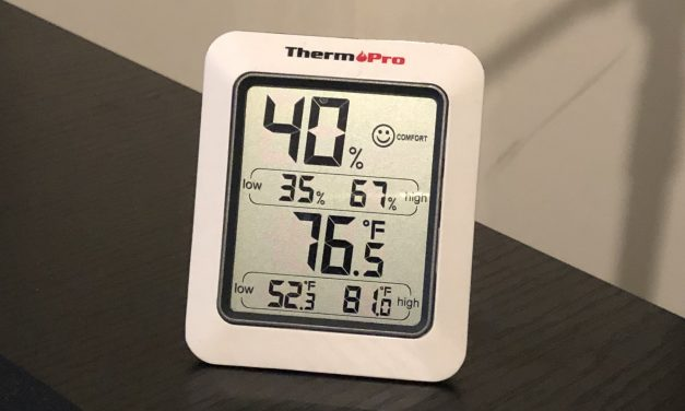 ThermoPro Digital Indoor Thermometer is Awesome