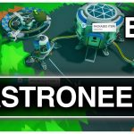 Challenging Spawn Location – Astroneer 1.0 Playthrough №1